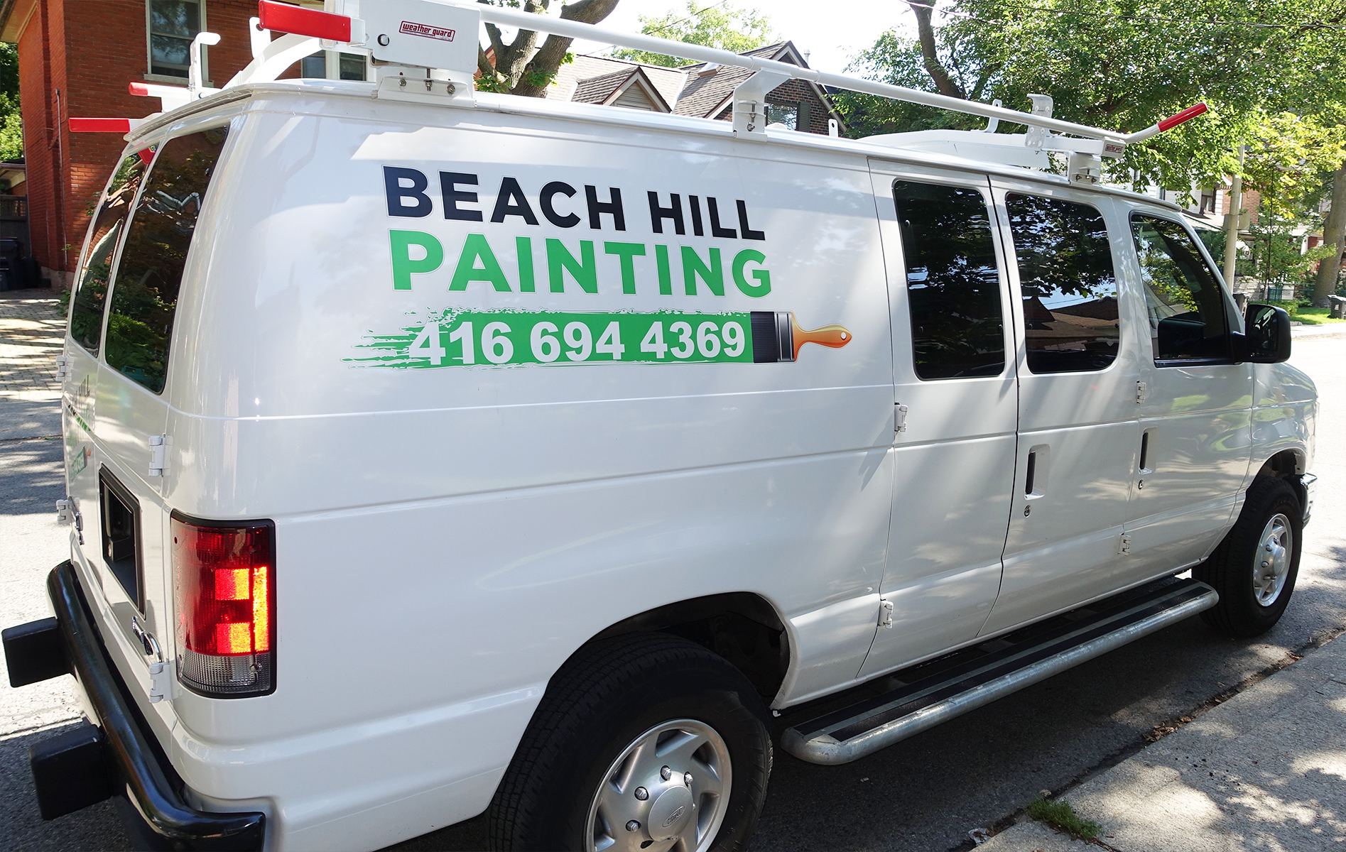 House Painters & Painting Contractors Toronto Beaches   Beach Hill ...